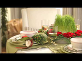 Table Settings For The Holidays | Southern Living - Setting a Beautiful Holiday Table