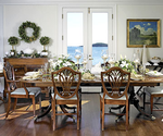Table Settings For The Holidays | Elegant Holiday Table Settings