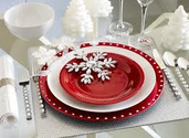 Table Settings For The Holidays | Set A Gorgeous Table For Your Guests