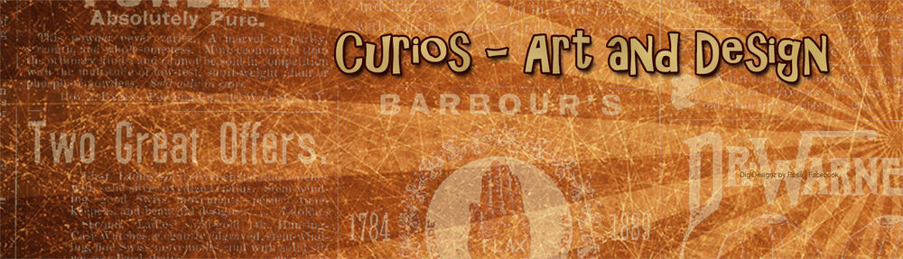 Curios - Art and Design