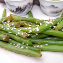 Diabetic Friendly Thanksgiving Dinner Recipes | Quick Sesame Green Beans