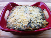 Diabetic Friendly Thanksgiving Dinner Recipes | Peace, Love, and Low Carb: Roasted Red Pepper, Spinach and Artichoke Dip