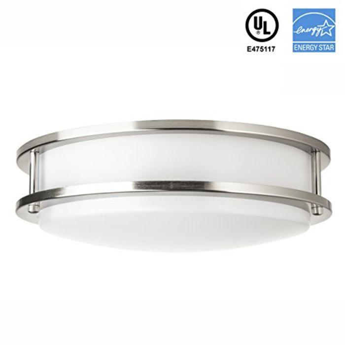 Best Ceiling Light: Top 10 Best LED Flush Mount Ceiling Lights