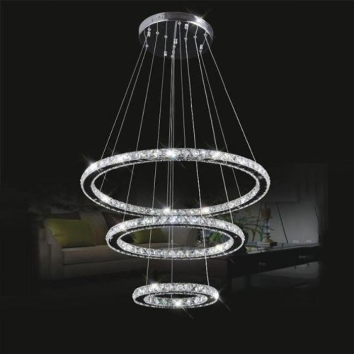 TOP 10 BEST LED Ring Chandelier