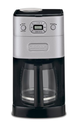 Best Grind and Brew Coffee Maker | Cuisinart DGB-625BC Grind-and-Brew 12-Cup Automatic Coffeemaker, Brushed Metal