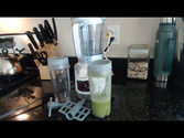 New Ninja Blender = Green Smoothies