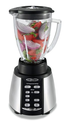 Oster BVCB07-Z Counterforms 6-Cup Glass Jar 7-Speed Blender, Brushed Stainless/Black : Amazon.com : Kitchen & Dining