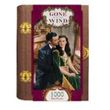 Gone With The Wind Gifts | Gone with the Wind 1000 pc Classic Book Box