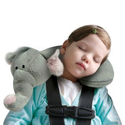 Travel Pillows for Kids | Animal Planet Elephant Neck Support for Kids