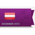 Social Media Statistiken | December 2013 Social Marketing Report: Austria Regional