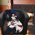 Warm Sports Themed Blankets | Warm Sports Blankets