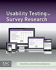 Usability Testing for Survey Research (2017)