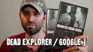 google youtube dead explorer dvd 185px The Google Plus Celebrity Red Carpet, Circle These Nine People Now.