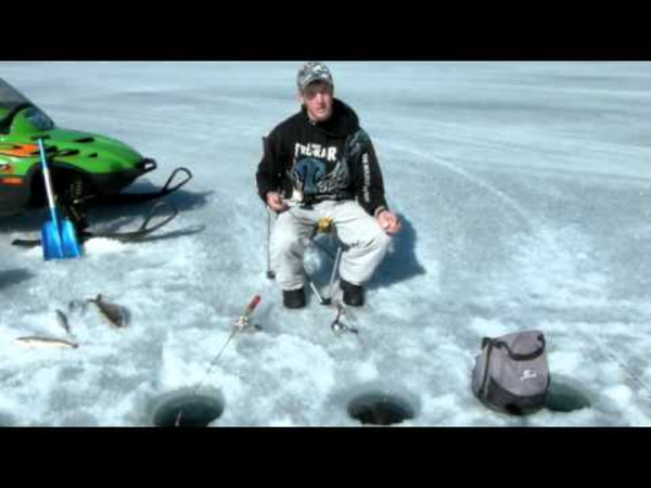 Best ice fishing rod a listly list for Best ice fishing reel