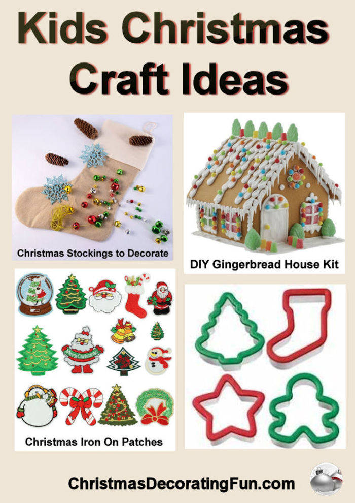 Kids Christmas Craft Fun   A Listly List