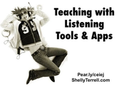 Teaching with Listening Tools and Apps-Shelly Terrell