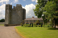 Best Places to Visit in Ireland | Barryscourt Castle, Carrigtowhill, East Cork