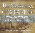 Best Social Media & Marketing Podcasts | The Marketing Companion podcast
