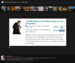 twitter recent images viewing 185px How to Beat Twitter List Rot!