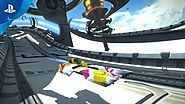 WipEout Omega Collection VR - EPOS Game Studios - PSVR - Q1 2018