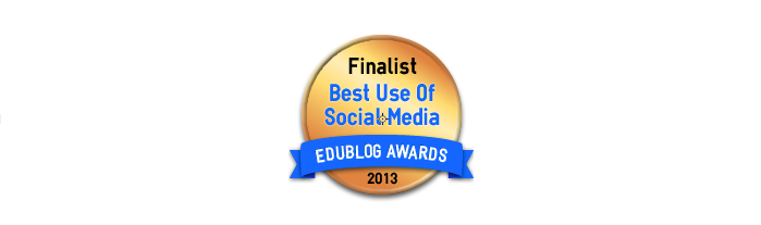 Best Educational Use of a Social Network 2013 - Edublog Awards