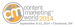 The Best Marketing Conferences of 2014 | Content Marketing World 2014