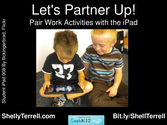 Community Building Activities | Pair Activities With the iPad