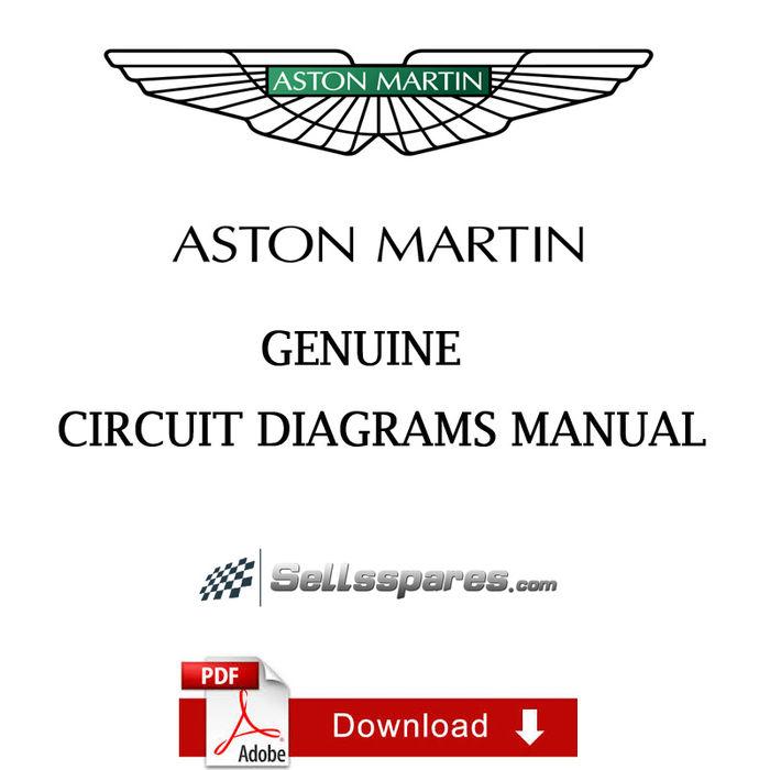 Aston Martin Wiring Diagrams Manual Pdf File A Listly Listrhlistly: Aston Martin Vantage Wiring Diagram At Gmaili.net