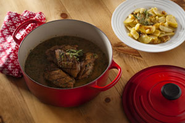 Best Enameled Cast Iron Cookware Reviews | Le Creuset Signature Round Wide 3-1/2-Quart Dutch Oven