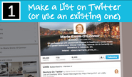 6 Steps to Rocking Your Twitter Lists on Listly | Make a List on Twitter