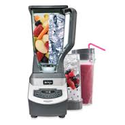 Ninja Kitchen System 1500 | Ninja BL660 Professional Blender with Single Serve