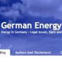 Sustainable Energy blogs | German Energy Blog