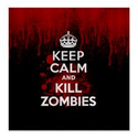 Zombie Shower Curtain Set | Great Ideas for a Zombie Shower Curtain Set