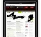 Interactive Tools & Sites that JIVE with the iPad | Axe - A tablet web app to quickly give website feedback.