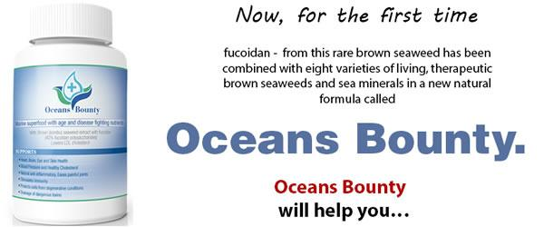 Ocean Bounty Supplements