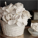 Crafts You Can Make With Plaster of Paris | Upcycling Flower Basket