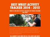 Best Wrist Activity Tracker | Best Wrist Fitness Tracker 2014 - 2015 | Best wrist activity tracker 2014 - 2015