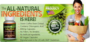 Pure Green Coffee Bean Extract Plus Canada