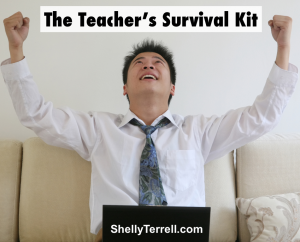 The Teacher's Survival Kit