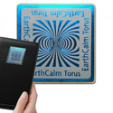 EMF Protection for iPad | EarthCalm Torus: iPad Wireless Radiation Protection