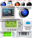 Top Rated Home Thermostats | Best Programmable Thermostat 2015 - 2016 | Best Programmable Thermostat 2013 - Time to Save Energy