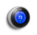 Top Rated Home Thermostats | Best Programmable Thermostat 2015 - 2016 | Nest Learning Thermostat - 2nd Generation T200577