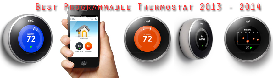Headline for Top Rated Home Thermostats | Best Programmable Thermostat 2015 - 2016