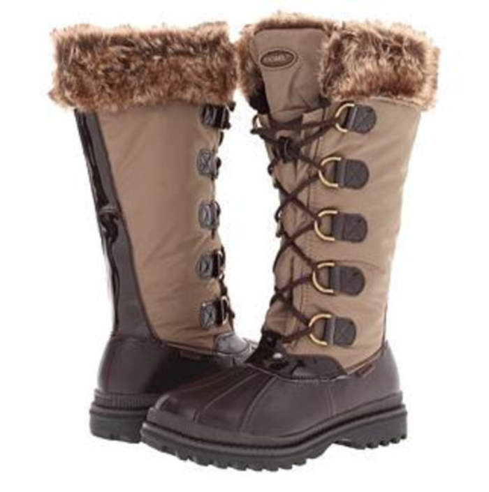 Womens Knee High Waterproof Snow Boots A Listly List