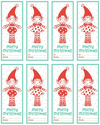 Free Christmas Tags | Tags by Jenny Allsorts