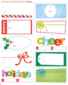 Free Christmas Tags | Tags by Staples