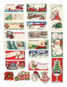 Free Christmas Tags | Christmas Tags by The Sum of All Crafts
