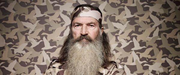 Phil Robertson Interview