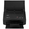 Best Desktop Document Scanners | Brother ADS2000 High Speed Document Scanner, Black