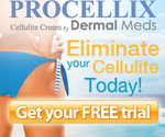 Procellix Cellulite Cream with Aminophylline
